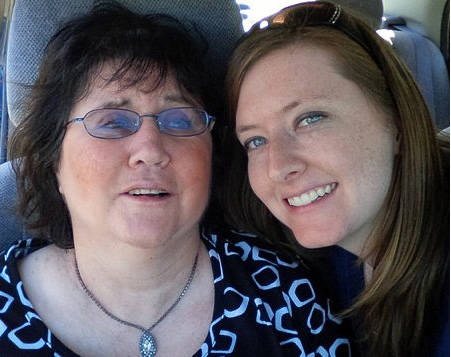 Tannis and Mom