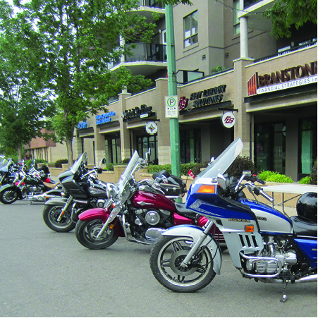 Motorcycles 3x3