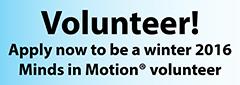 Volunteer for Minds in Motion