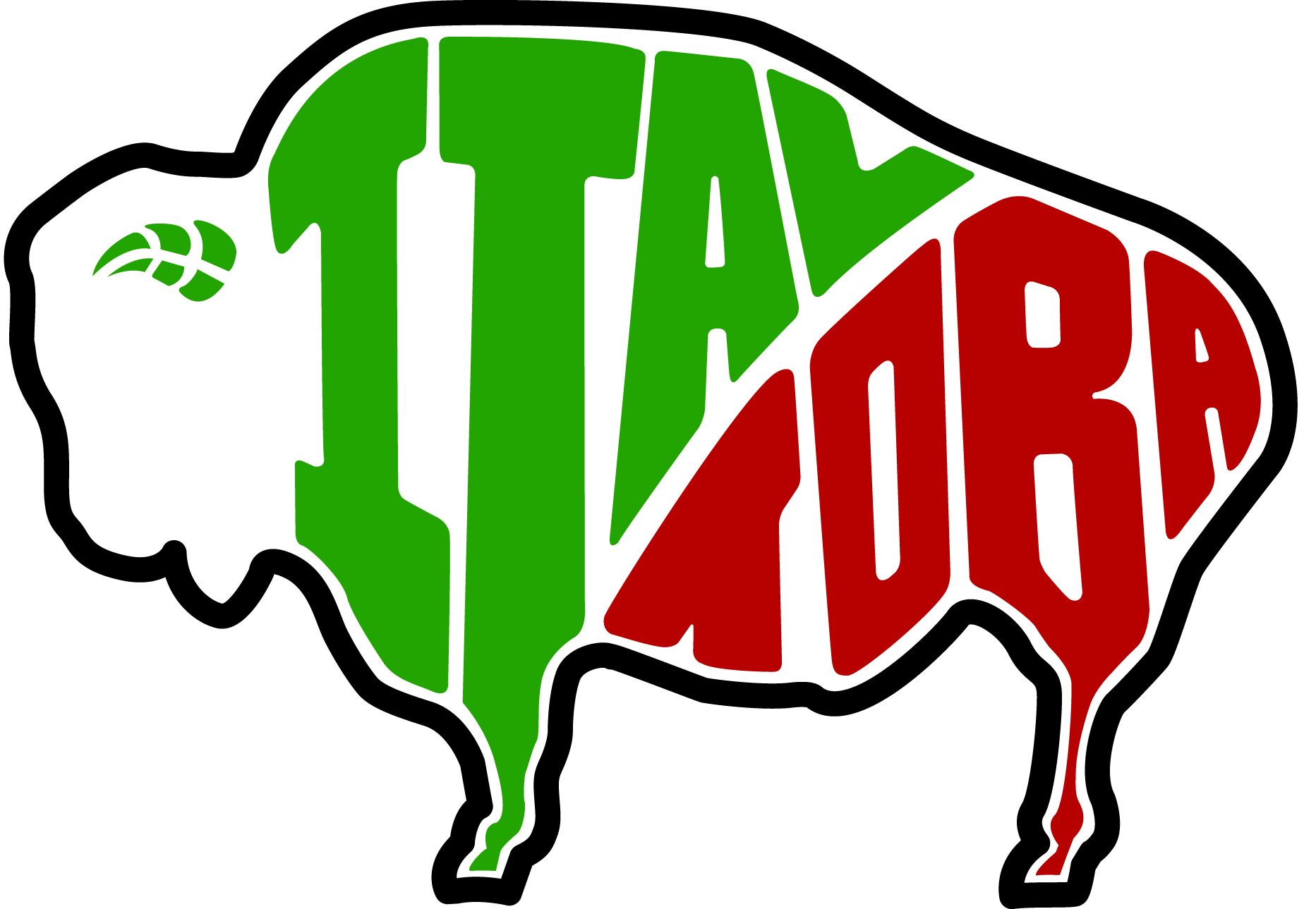 Project ITALTOBA LOGO_red green white black_Final