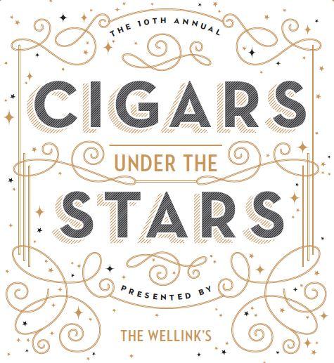 cigar under the stars